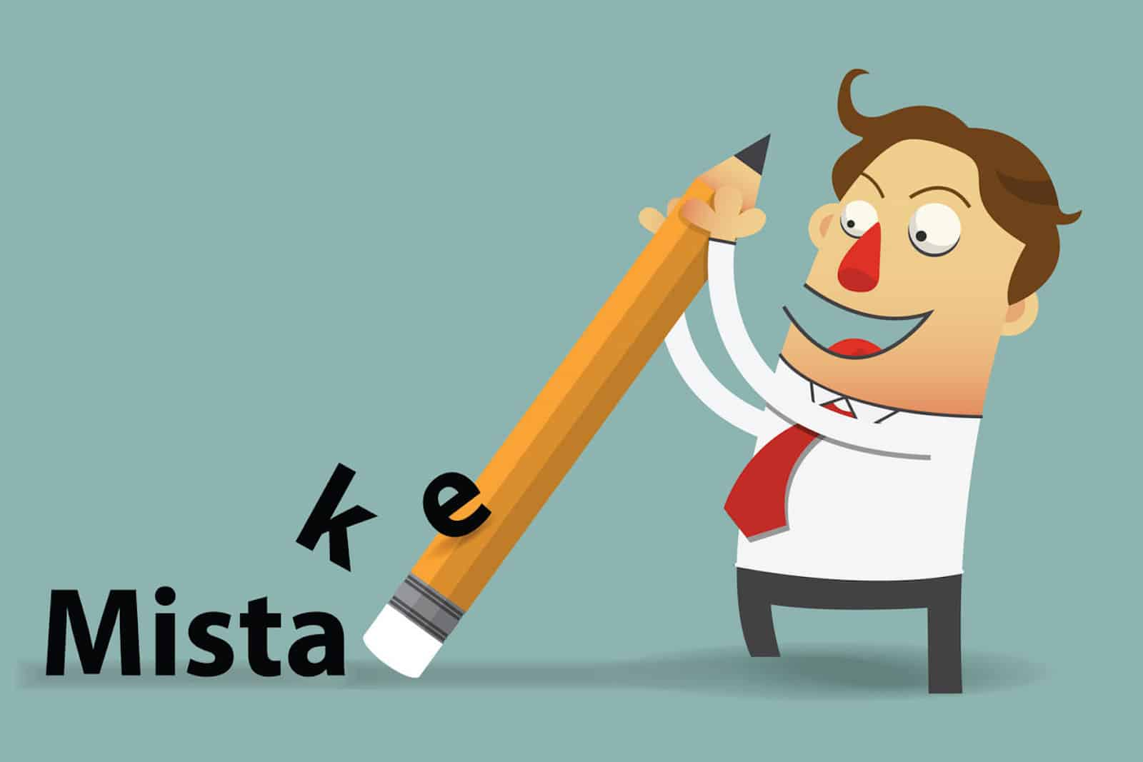 What To Do When You Make A Marketing Mistake Designs By Dave O