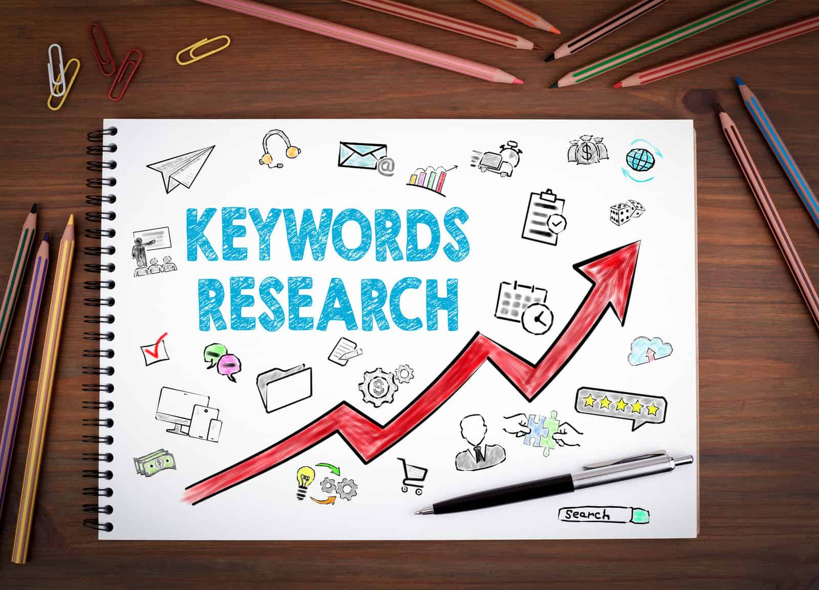 How Effective Keyword Research Can Streamline Your Search Engine