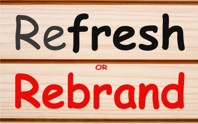 What Is a Brand Refresh? When Is it Time?